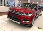 Bán xe LandRover Range Rover Sport HSE 2018, màu đỏ, nhập khẩu nguyên chiếc
