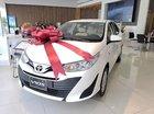 Bán Toyota Vios 1.5E MT 2019, màu trắng, 506 triệu
