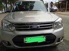 Cần bán Ford Everest 2.5L 4x2 MT sản xuất 2013, màu bạc