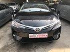 Bán ô tô Toyota Corolla altis 1.8G đời 2018, màu đen