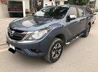 Cần bán Mazda BT 50 đời 2016, màu xanh lam, nhập khẩu nguyên chiếc
