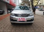 Bán Toyota Fortuner 4x2AT năm 2013, màu bạc, giá chỉ 705 triệu, LH 0912252526