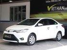Cần bán Toyota Vios E 1.5MT đời 2018, màu trắng