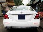 Bán xe Mercedes E200 sản xuất 2017, đi 10000km còn rất mới