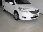 Bán xe Toyota Vios đời 2010, màu trắng