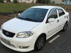 Cần bán xe Toyota Vios năm 2006, màu trắng chính chủ, 178 triệu