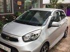 Bán ô tô Kia Morning Si năm 2015, màu bạc, giá tốt