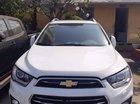 Bán xe Chevrolet Captiva Revv 2.4 2017, màu trắng như mới giá cạnh tranh
