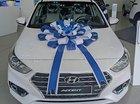 Bán xe Hyundai Accent năm 2019, màu trắng sang trọng