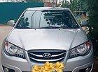 Cần bán lại xe Hyundai Elantra đời 2009, màu bạc số sàn
