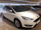 Cần bán xe Ford Focus 1.5L ECOBOOST 2017, màu trắng, Hỗ trợ trả góp