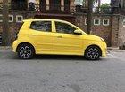 Cần bán gấp Kia Morning SLX, sx 2010 xe nhập, màu vàng chính chủ, giá tốt 277triệu