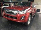 Bán xe D-max đời 2018 màu đỏ, nhập khẩu, giá 730tr