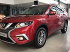Bán xe Nissan X trail 2.5 AT sản xuất 2018, màu đỏ