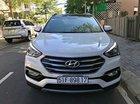 Chính chủ bán Hyundai Santa Fe 2.4L 4WD đời 2017, màu trắng