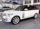 Cần bán ô tô LandRover Range Rover HSE 3.0 sản xuất 2016, màu trắng, nội thất đen