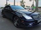 Bán Mercedes CLS 500 đời 2005, màu đen, nhập khẩu, đăng ký lần đầu 2007