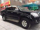Bán xe Toyota Hilux 3.0G năm sản xuất 2009, màu đen, nhập khẩu