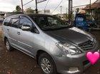 Gia đình bán Toyota Innova sản xuất 2007, màu bạc