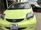 Bán xe BYD F0 2011, màu vàng, nhập khẩu nguyên chiếc chính chủ, 108tr