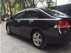Bán lại chiếc xe Honda Civic 2.0 AT, Đk 2007, số tự động, màu đen
