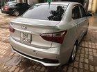 Bán xe Hyundai Grand i10 1.2 MT sản xuất năm 2017, màu bạc, nhập khẩu, số sàn