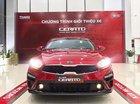 Bán xe Kia Cerato 1.6 AT Delu năm sản xuất 2019, màu đỏ, ngoại thất sang trọng - chuẩn châu Âu