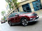 Cần bán gấp Honda CRV đời 2016 bản 2.4, màu đỏ mận