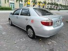 Bán Toyota Vios màu bạc, đời 2006, xe số sàn, đài AM/FM, radio, kính bấm