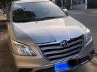 Cần bán xe Toyota Innova 2015, màu bạc chính chủ