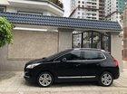 Bán ô tô Peugeot 3008 AT model 2016, màu đen, xe nhập