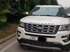 Chính chủ bán Ford Explorer Limited sản xuất 2016, màu trắng