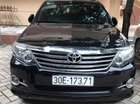 Cần bán xe Toyota Fortuner 2.7AT sản xuất năm 2016, màu đen số tự động