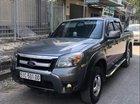 Cần bán lại xe Ford Ranger 2009, màu xám, xe nhập còn mới