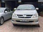 Bán Toyota Innova sản xuất 2007, màu bạc xe gia đình