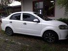 Bán ô tô Daewoo Gentra MT năm sản xuất 2008, màu trắng