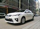 Bán Toyota Yaris AT đời 2016, màu trắng, nhập khẩu nguyên chiếc