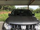 Xe Mitsubishi Triton 2.5 AT đời 2016, màu xám