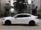Xe Mazda 3 1.5 đời 2016, màu trắng như mới, giá 625tr