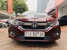 Cần bán lại xe Honda City năm sản xuất 2017, màu đỏ