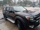 Cần bán gấp Ford Ranger MT đời 2010, màu đen, nhập khẩu Thái