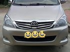 Cần bán Toyota Innova đời 2010, giá tốt