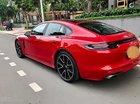Cần bán gấp Porsche Panamera năm 2017, màu đỏ, nhập khẩu nguyên chiếc chính chủ
