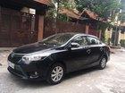 Bán ô tô Toyota Vios E đời 2014, màu đen, chính chủ Hà Nội