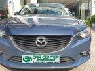 Bán Mazda 6 2.0 đời 2016, màu xanh, xe nhập