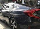Bán Honda Civic năm 2016, màu đen, nhập khẩu nguyên chiếc
