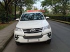 Bán Toyota Fortuner 2.4G 4x2MT đời 2017, màu trắng, nhập khẩu, bán giá 970 triệu