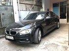 Bán BMW 320i sx 2016 đăng ký 2017, số tự động, máy xăng, màu đen nội thất kem sang trọng
