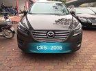 Bán Mazda CX 5 2.0 AT năm sản xuất 2016, màu nâu