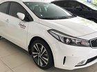 Cần bán gấp Kia Cerato đời 2018, màu trắng